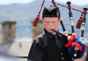 beginner bagpipe lessons